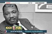 Koch invokes MLK, Jr. in economy op-ed