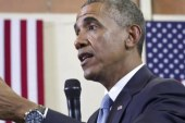 Obama vague on 'work permit' question