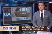 CDC issues highest alert for Ebola