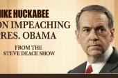 Huckabee hurts GOP with impeachment talk