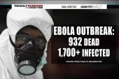 CDC on high alert over Ebola outbreak