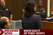 Theodore Wafer found guilty on all 3 charges