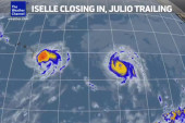 Iselle downgraded to tropical storm