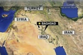 US military launches more air strikes in Iraq