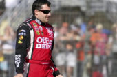 NASCAR star involved in death of fellow racer
