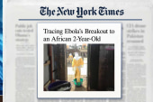 Number of Ebola infections rises: WHO