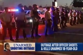 Tensions boil after Ferguson shooting