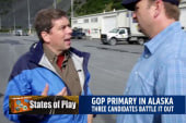 A tough race in Alaska for Mark Begich