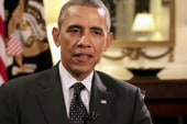 Obama, Clinton split over Syria