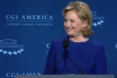 Clinton proves that she's on the road to 2016