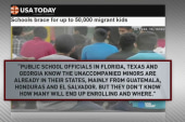Schools preparing for immigrant students