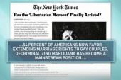 Is libertarianism having a moment?