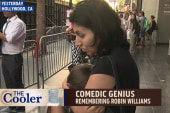 Fans remember life, career of Robin Williams