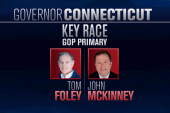 Polls open in Conn. GOP governors race
