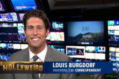 Morning Joe's Burgdorf gets 'Hollyweird'