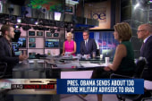 Joe: US involvement a 'military intervention'