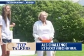 Ice bucket challenge videos go viral