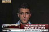 Millions of Iraqis displaced by ISIS violence