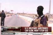 ISIS persistent despite US airstrikes