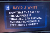 NBA rids itself of Donald Sterling