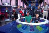 Joe and Mika take the ice bucket challenge