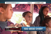 Breaking the ISIS siege on Mount Sinjar