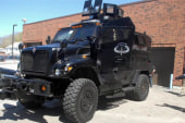 The militarization of America's police