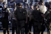 Will Ferguson force police to demilitarize?