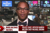 Ferguson: Test of leadership
