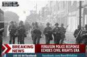2014 vs. 1964: Ferguson scenes echo past