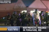 New outrage, looting in Ferguson, Missouri