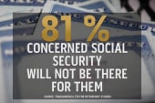Things may be looking up for social security