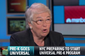 NYC prepares to start universal pre-k program