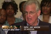 Missouri governor 'tone deaf'?