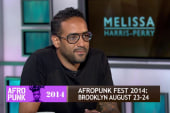 Afropunk a multicultural space for rockers