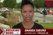 Sakuma: Ferguson residents need to grieve