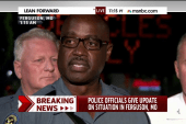 Capt. Johnson: 'We had to act'
