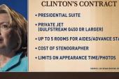 Inside Hillary's lavish tastes