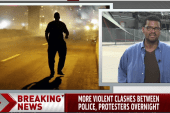 Anger creating a 'perfect storm' in Ferguson