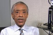 Sharpton: Need 'clear move toward justice'