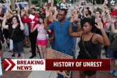 History of race & riots in America