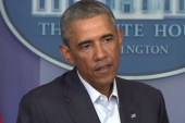 Obama: No excuse for excessive force