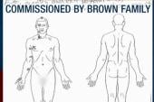 Private Brown autopsy reveals six shots