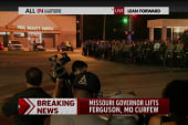 Tensions rise again in Ferguson, MO