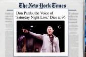 Voice of 'Saturday Night Live' dies at 96