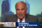 Rendell: If appropriate, arrest officer soon