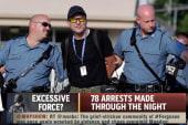 Getty photographer arrested in Ferguson