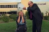 #ALSIceBucketChallenge: Andrea Mitchell