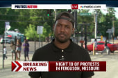 Local musician on the Ferguson protests