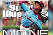 13-year-old Little Leaguer gets cover story